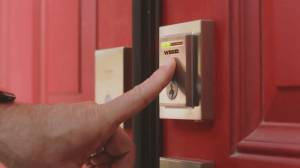 Tech Talk: Smart home security locks (04:45)