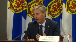 N.S. to require proof of vaccination for non-essential services (02:12)