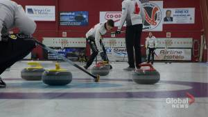 Kirk Muyres excited for new opportunity with Saskatchewan curling champs Team Dunstone (01:51)