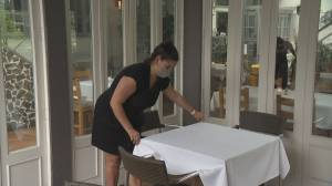 B.C. hospitality industry prepares for relaxed COVID-19 restrictions (01:35)