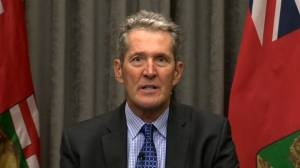 Pallister: Premiers' demands were  ignored  in the Throne Speech