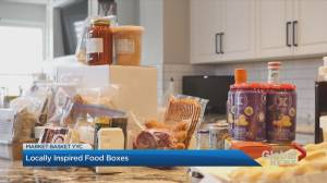 Locally-inspired food boxes support the community (04:20)