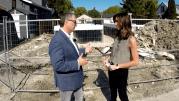 Play video: Glenwood infill housing impacts neighbourhood