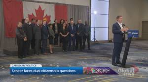 Scheer faces more questions over dual citizenship