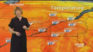 Global News Morning weather forecast: July 27, 2020