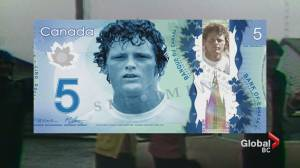 Local campaign grows to put Terry Fox on $5 bill