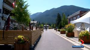 Banff prepares for busy August long-weekend amid ongoing COVID-19 pandemic