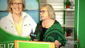 Federal Election 2019: May says they have 'common ground' with most parties on pharmacare, single-use plastics (02:16)