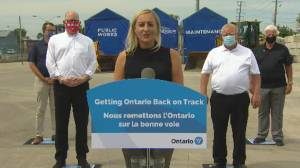 Ontario announces $30 million to connect, improve provincial highways