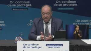 Coronavirus: Quebec announces new regional COVID-19 alert system