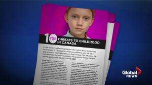 Child abuse, suicide attempts in Canada rose during COVID-19 pandemic: report (01:40)