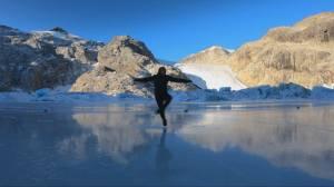 B.C. heli-skating adventure of a lifetime (02:31)
