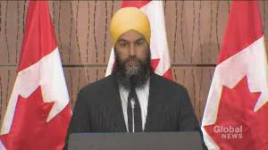 Coronavirus outbreak: Singh calls on Trudeau to 'act now' after CAF report on Ontario's senior homes