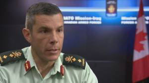Ex-NATO mission head Fortin to lead Canada's COVID-19 vaccine rollout (02:06)