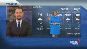 Global News Morning weather forecast: March 5, 2021 (02:00)