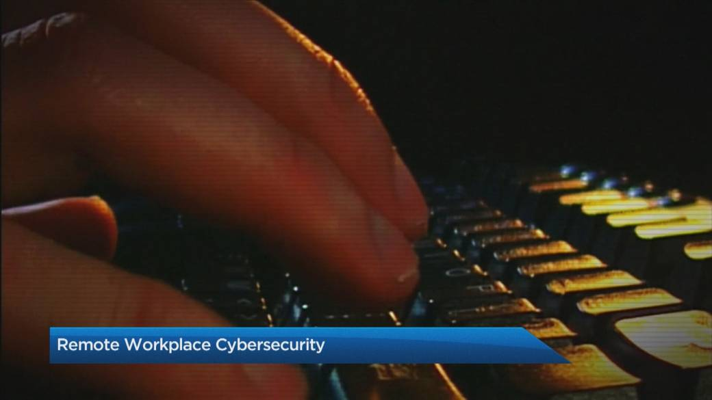 Click to play video 'Calgary IT support company seeing an uptick in hacking cases during COVID-19 pandemic'