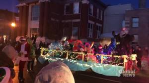 """A """"Fairy Tale"""" adventure for Santa Claus parade in Peterborough"""