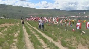 Kamloops grieving following Snowbirds crash on Sunday