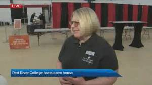 Red River College hosts their open house
