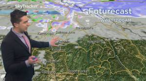 Kelowna Weather Forecast: May 18 (04:06)