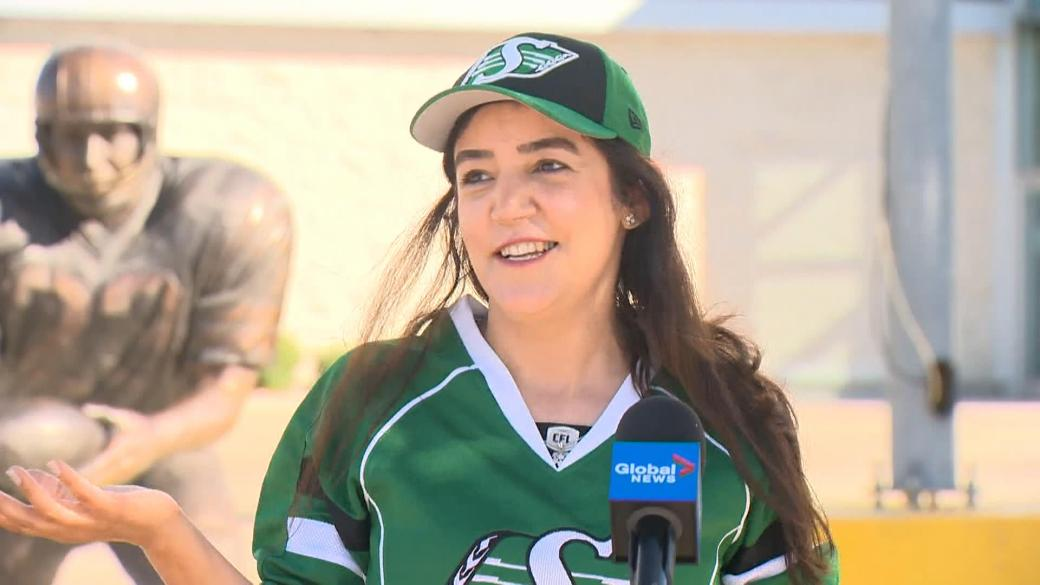 Click to play video: 'Best part of 1st Rider game for amputee from Iran?'