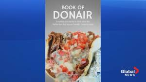 Book of Donair serves up history and more about iconic kebab
