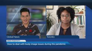 Coronavirus: How to cope with body image issues during the COVID-19 pandemic (03:53)