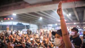 Thailand protests: Why protesters are calling to reform the monarchy (02:19)