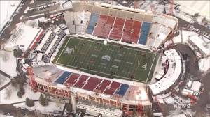 Grey Cup Championship preparations underway at McMahon Stadium