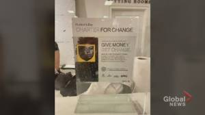 Hudson's Bay apologizes for using Toronto lawyer's image in equity campaign without her permission (02:27)