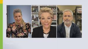 U.S. Journalist Joan Lunden reflects on Monday's attack on Capitol Hill (09:21)