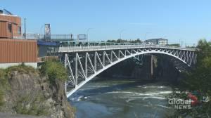 Renewed calls to erect barriers at Saint John's Reversing Falls Bridge