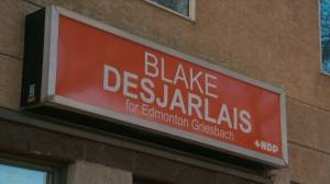 Canada election 2021: Results still tight in Edmonton Griesbach (02:43)