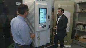 Nova Scotia company rolls out automated drug dispensers (02:23)