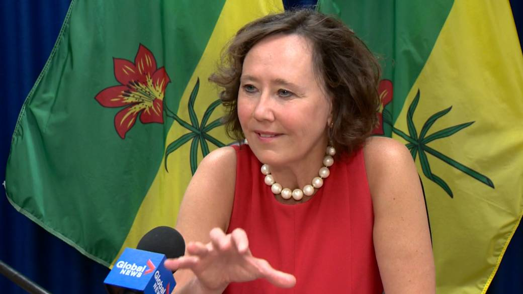 Click to play video: ''We can manage the risk,' says Saskatchewan Energy Minister'