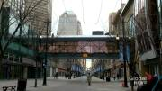 Play video: City of Calgary aims to make Plus-15 network easier to navigate
