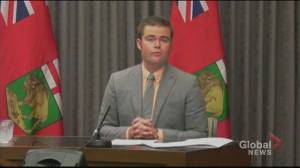 Manitoba will begin giving 2nd doses of COVID-19 vaccines for those with 'specific health conditions' on Friday (01:04)