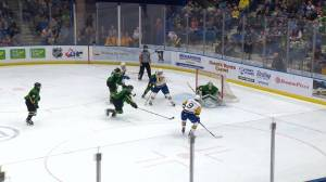 Arch-rivals Saskatoon Blades and Prince Albert Raiders meet in season opener