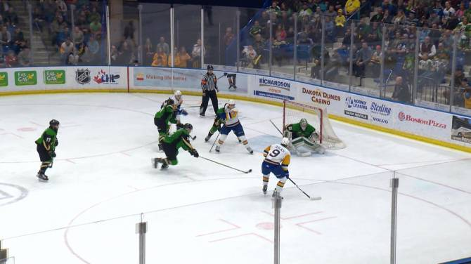 Expectations high as Saskatoon Blades begin 2019-20 WHL season