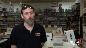 'We learn from our mistakes': How this Calgary comic book shop stayed open amid COVID-19
