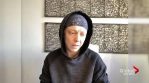 Saskatchewan woman's kidney surgery delayed because of COVID-19 (02:06)