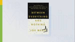 Joe Meno's new book, 'Between Everything and Nothing'