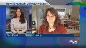 Strategies, tips, and tricks to keep your brain healthy (03:45)