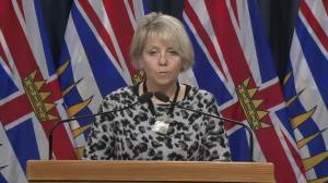 B.C. report 694 new COVID-19 cases, 12 additional deaths (03:46)
