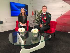 Canadian reservist on the meaning of Remembrance Day