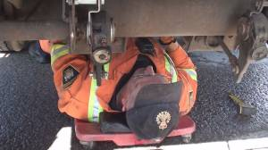 10 commercial vehicles removed from roads during safety blitz
