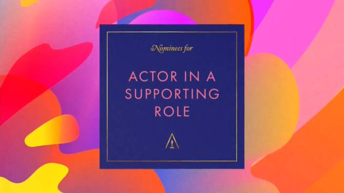 Click to play video: 2021 Oscars: Academy Award nominees for Best Actor in a Supporting Role
