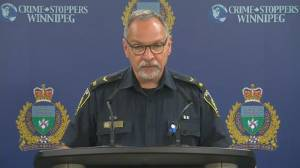 Winnipeg police say 1 man dead from gunshot wounds