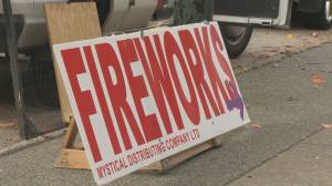 Vancouver city council considers ban on fireworks