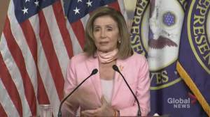 Supreme Court decision on Trump tax returns 'not good news' for president, Pelosi says